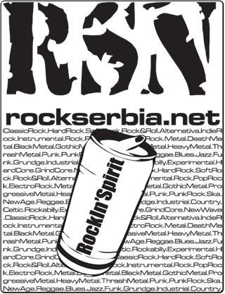 RockSerbia.Net Majice