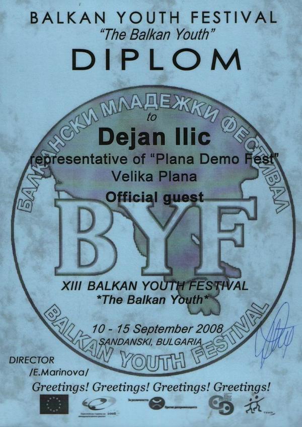 Plana Demo Fest - odskocna daska za demo bendove
