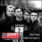 Main Stage izvođači na Sziget festivalu 2012