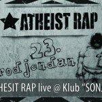 Atheist Rap slavi 23. rođendan