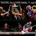 THE TOASTERS I THE PARTYMAKERS U FABRICI