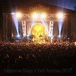 Predstavljamo vam Explosive binu Exit festivala
