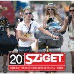 Prodaja ulaznica za Sziget festival 2012