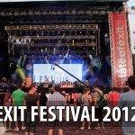 EXIT 2012, dan 1