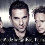 Depeche Mode u Parizu potvrdili dolazak u Beograd