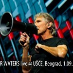 ROGER WATERS NA UŠĆU 1. SEPTEMBRA 2013.