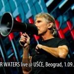 ROGER WATERS NA UŠĆU 1. SEPTEMBRA 2013.